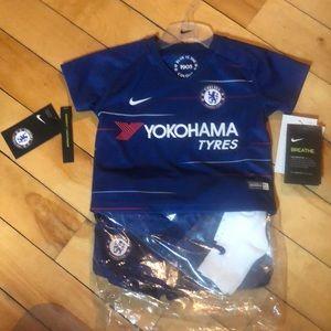 Nike Chelsea Football Club Kit, NWT!
